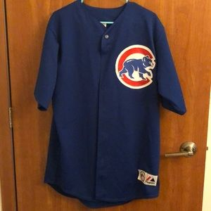 Mark Prior Cubs stitched Jersey